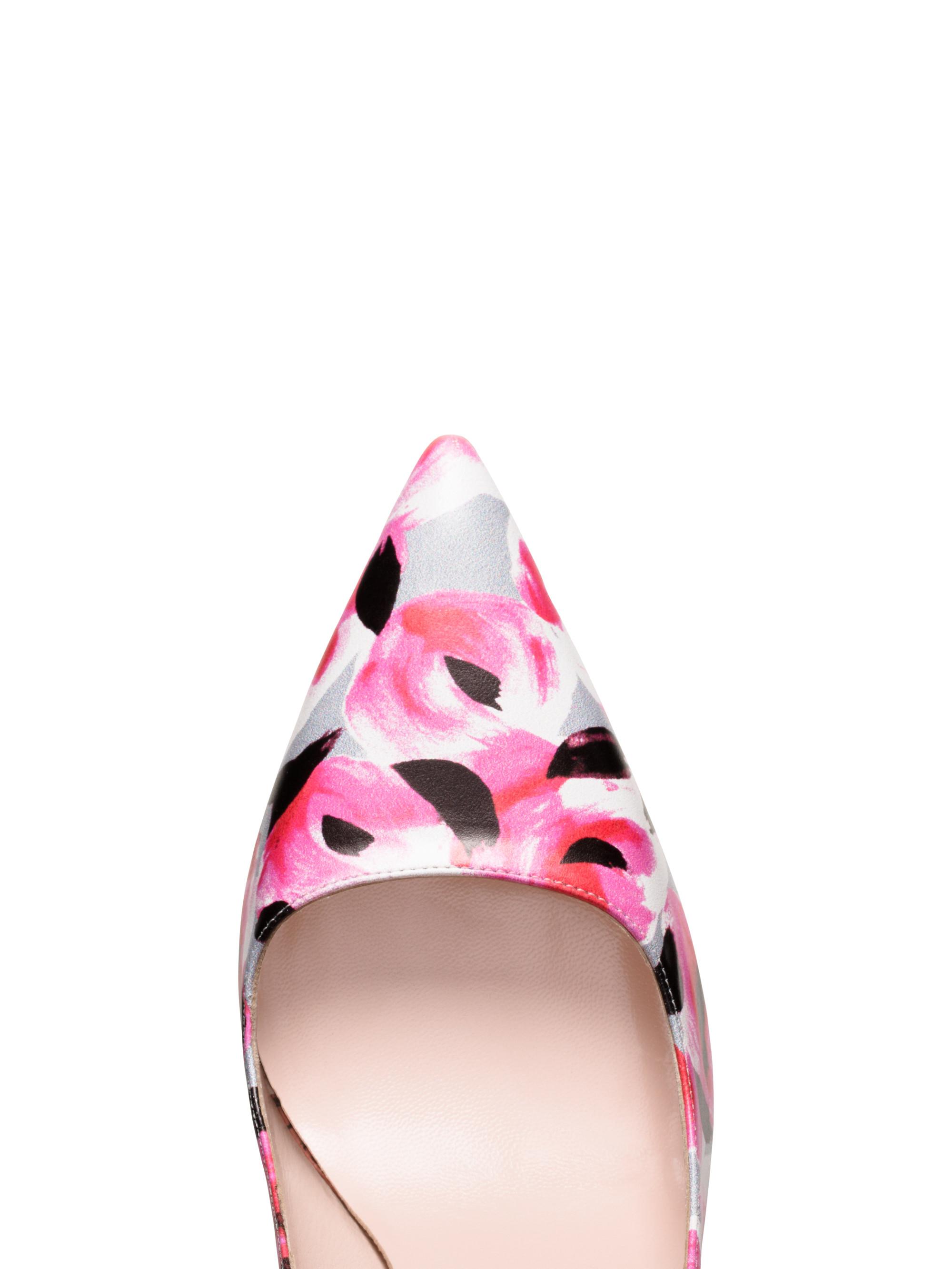 Deep Pink Heels