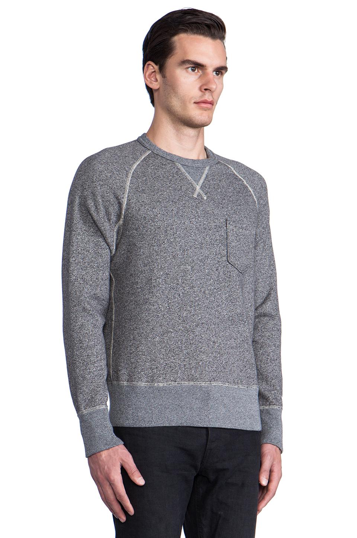 f6b9a69de2c7 Todd Snyder Todd Snyder Champion Pocket Sweatshirt in Gray in Gray ...