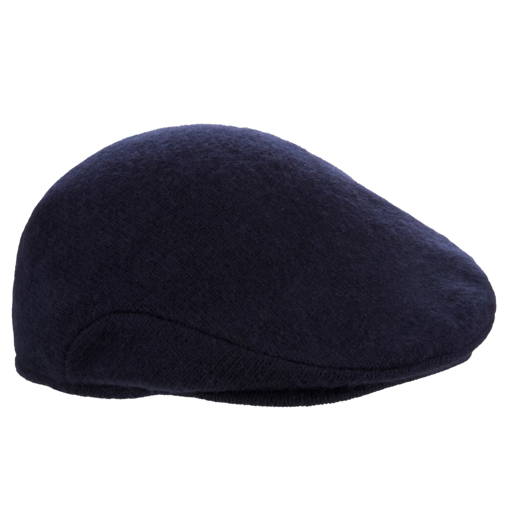 625072c5c Polo Ralph Lauren Wool Blend Flat Cap in Blue for Men - Lyst