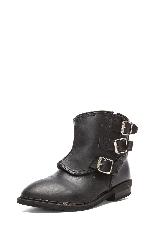 Golden Goose Leather Boots zRHS3pJm80