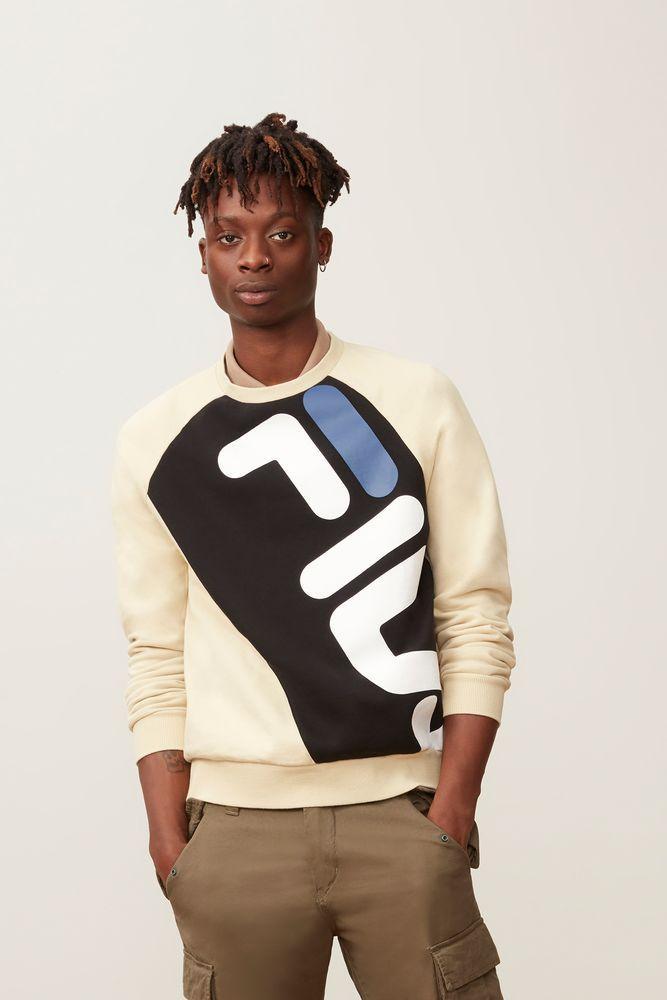 2133176730d0 Lyst - Fila Emmett Sweatshirt for Men