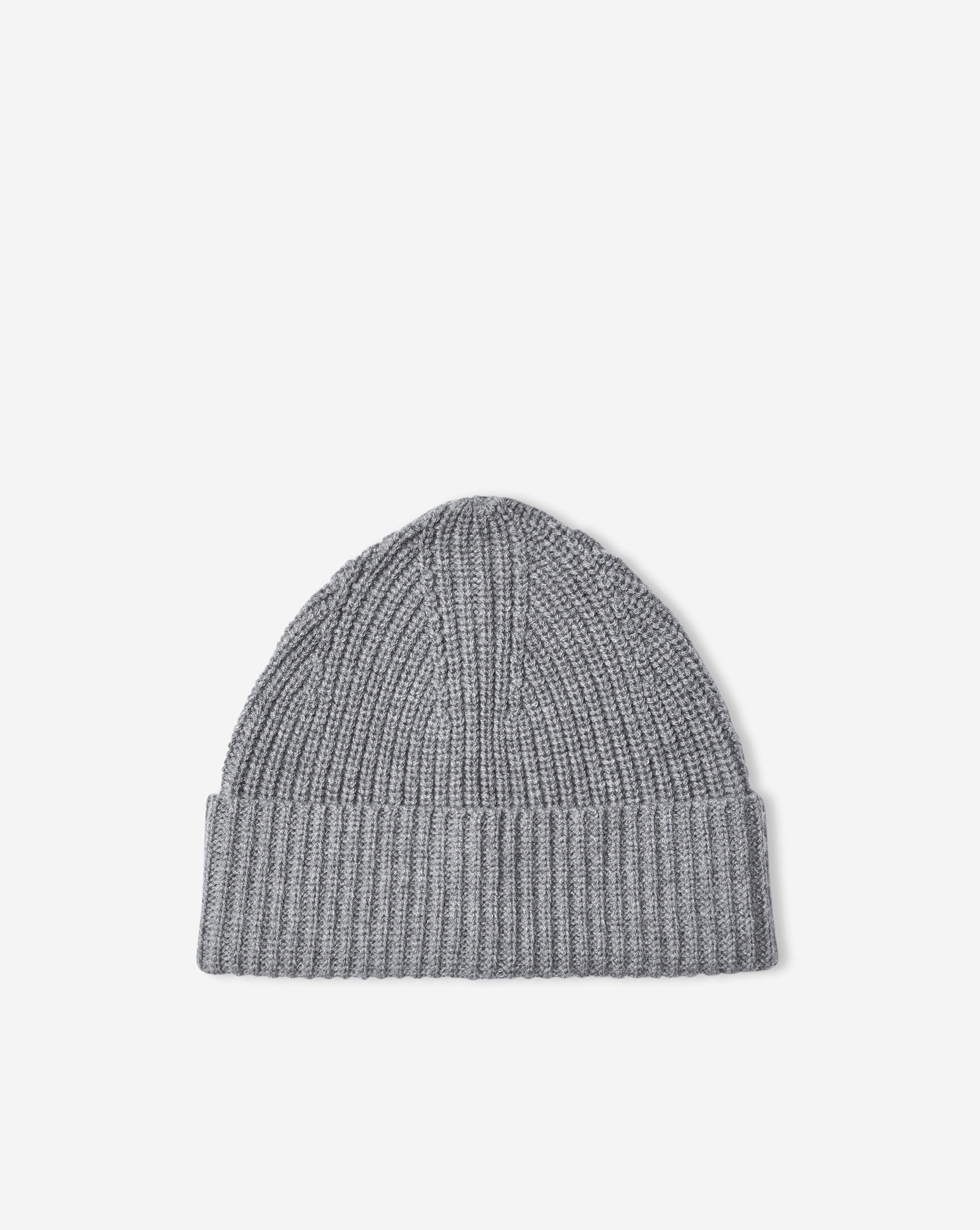Filippa K Soft Wool Beanie Grey Melange in Gray for Men - Lyst db474f4d5907
