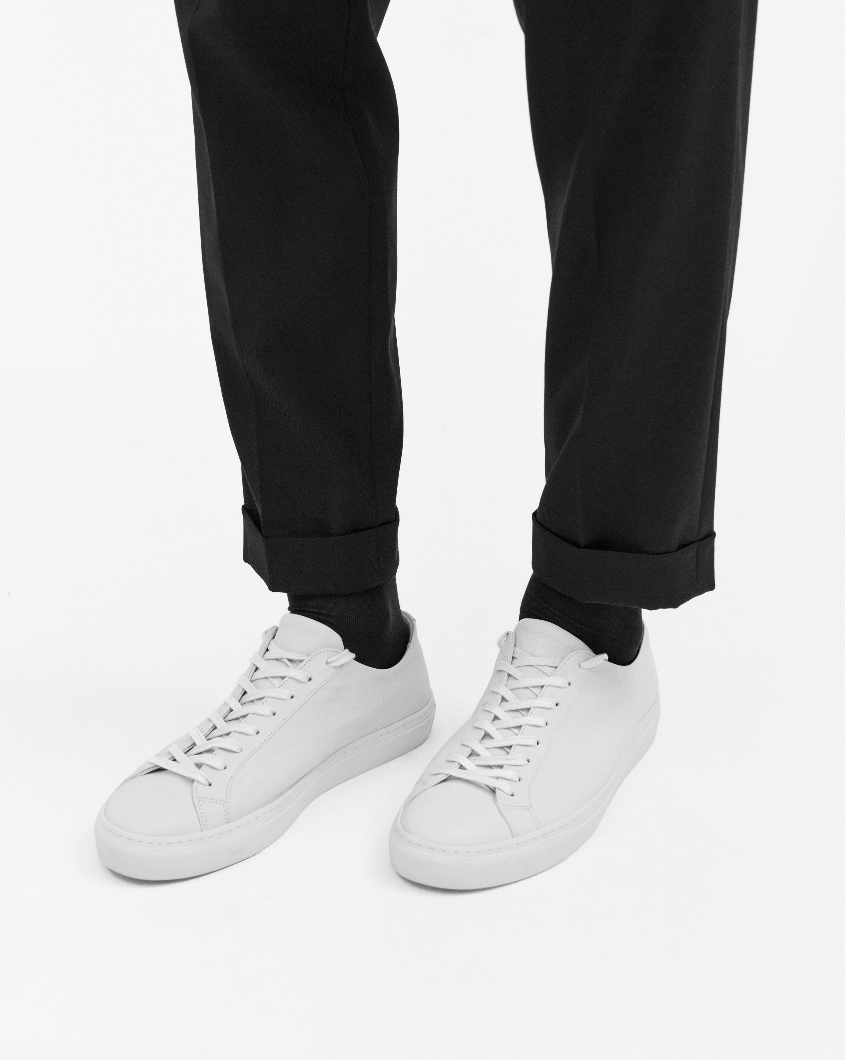 Lyst - Filippa K Morgan Low Sneaker White in White for Men aedfcd628