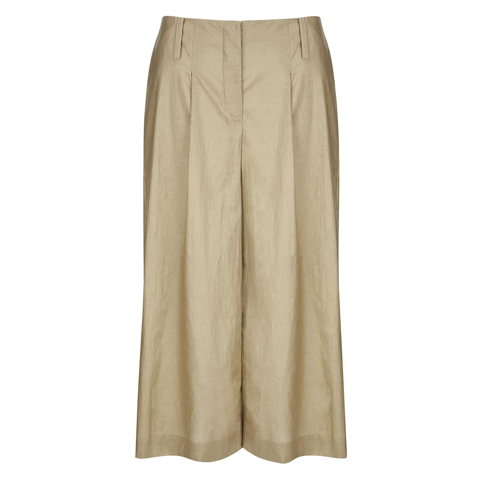 Outlet Lowest Price Pascal Stone Linen Culottes Finery Cheap Sale Official For Sale Top Quality gywSjPn
