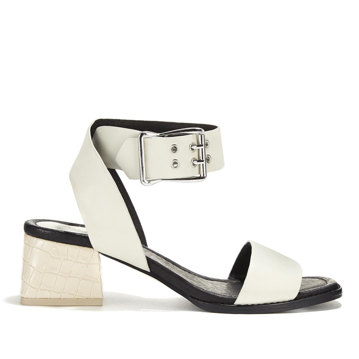 Finery London HOWLING - Sandals - white lA6KjlAj