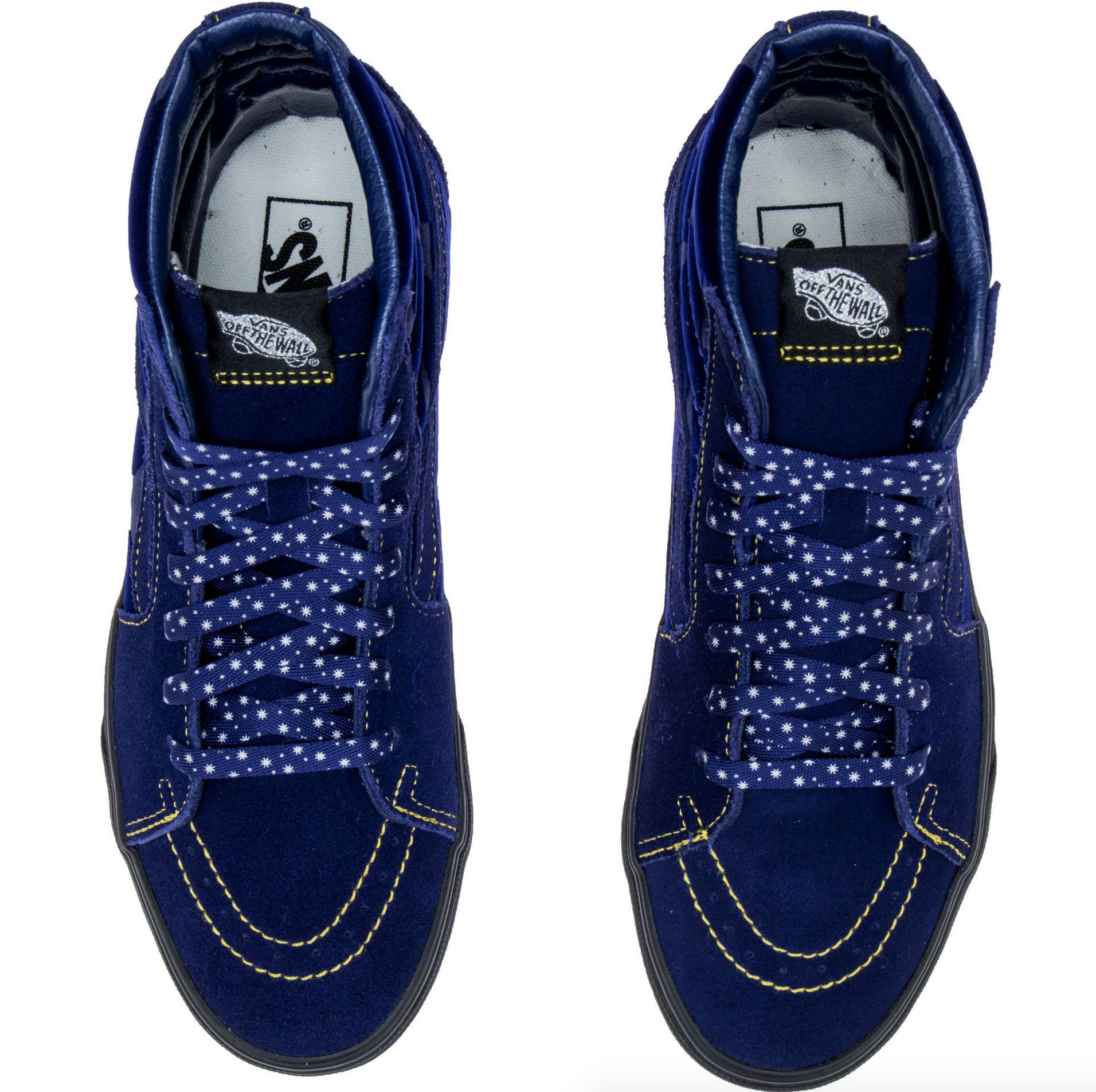 c02dbee067 Lyst - Vans Men Disney 90th Au Sorcerer s Apprentice Sk8-hi Sneakers ...