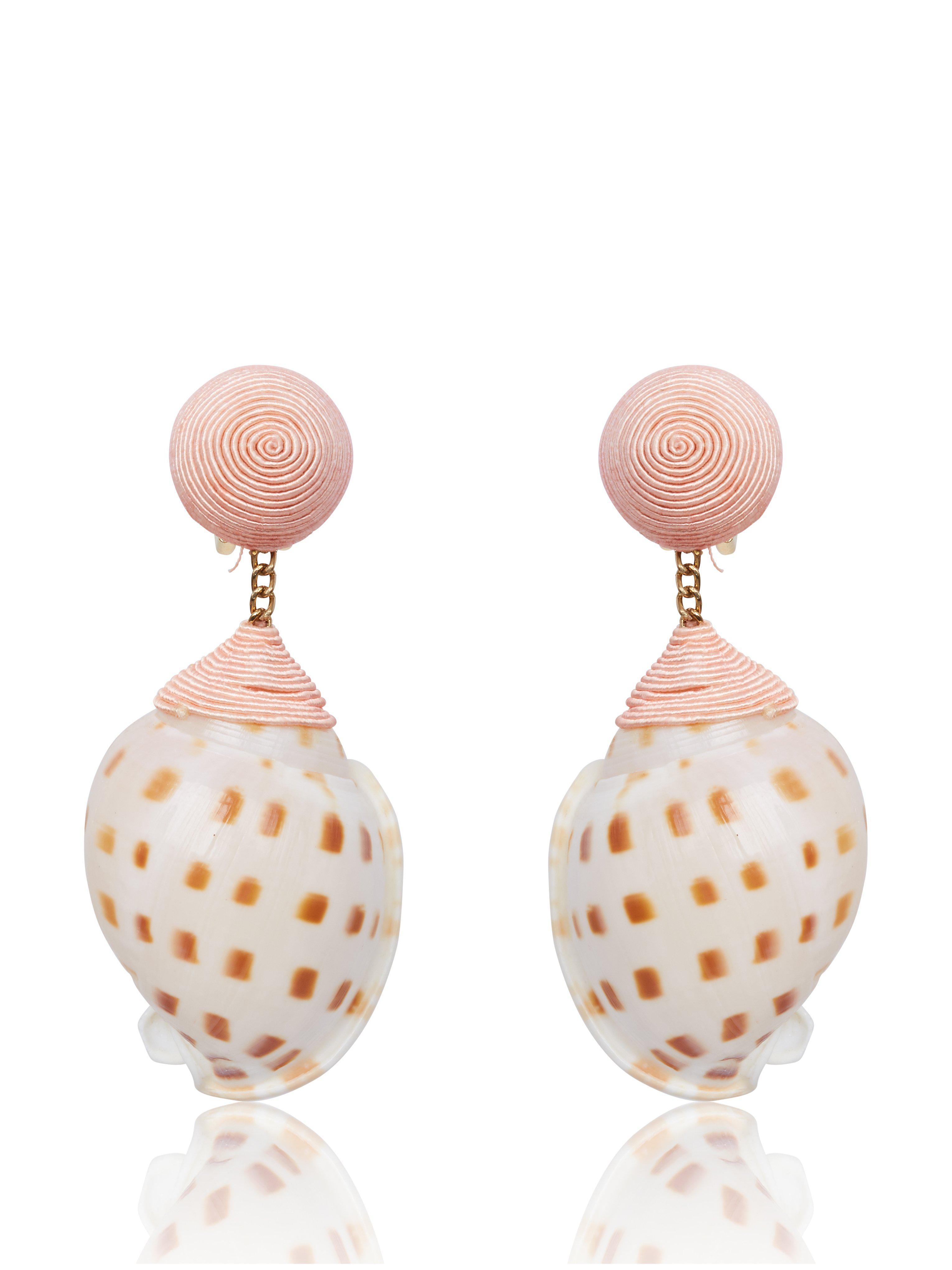 Ophelia Black Earrings Rebecca de Ravenel T4HaWr8q6