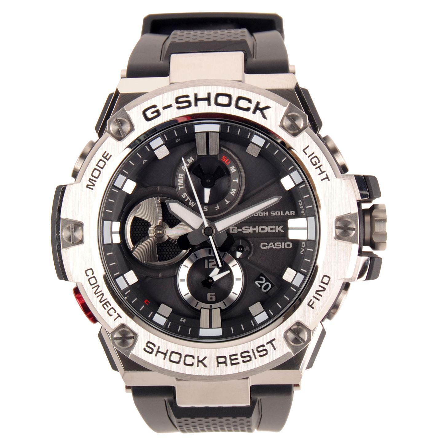 Lyst G Shock Gst B100 Watch In Black For Men Casio 210b 1a Gallery