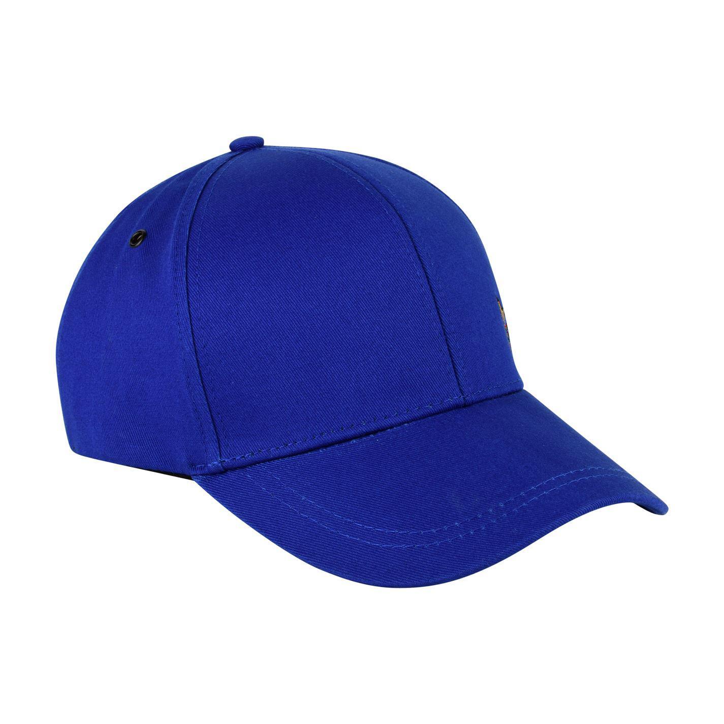 19ff982450e Lyst - Paul Smith Zebra Logo Cap in Blue for Men
