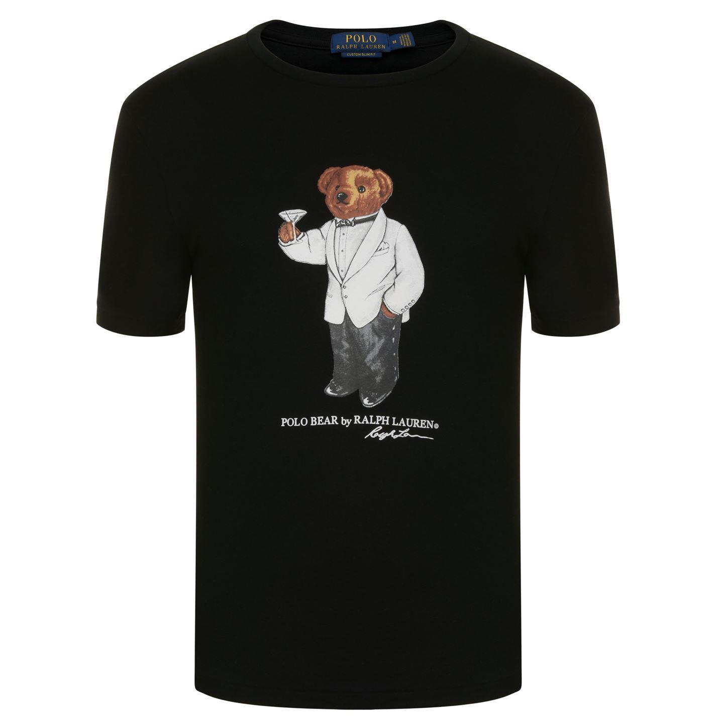 ff4c244211966 Polo Ralph Lauren Martini Bear T Shirt