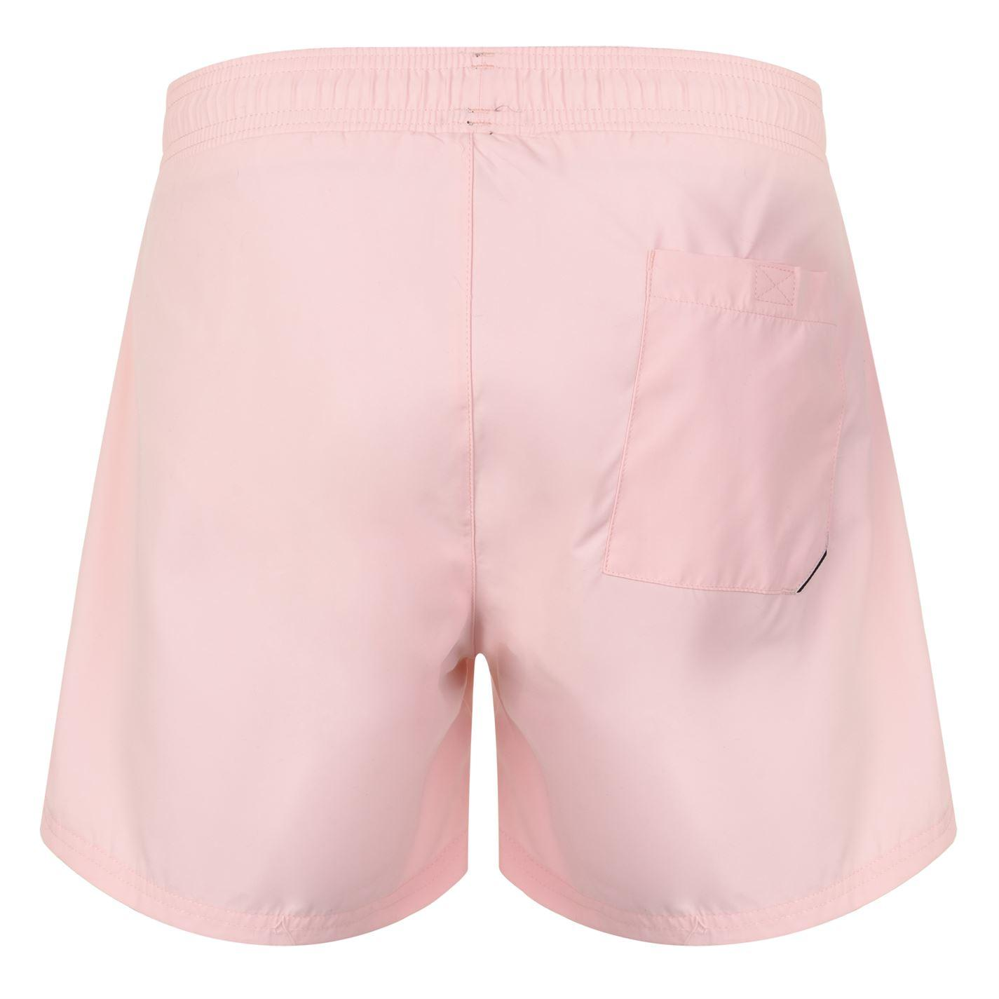 6f17b5b7 BOSS by Hugo Boss - Pink Dry Logo Swim Shorts for Men - Lyst. View  fullscreen
