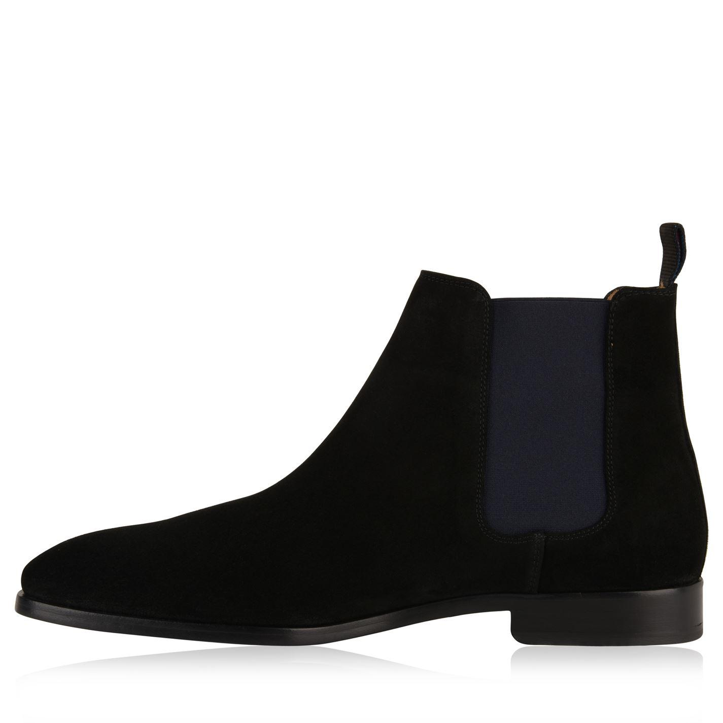 da168bccf50 PS by Paul Smith - Black Gerald Chelsea Boots for Men - Lyst. View  fullscreen