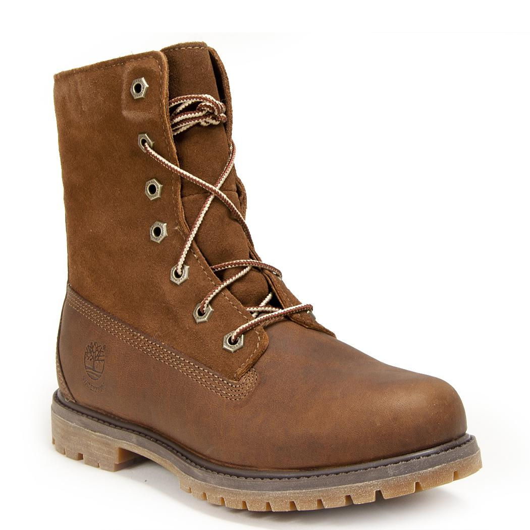 e8c0884fc62 Lyst - Timberland Women's Fold Down Boot in Brown