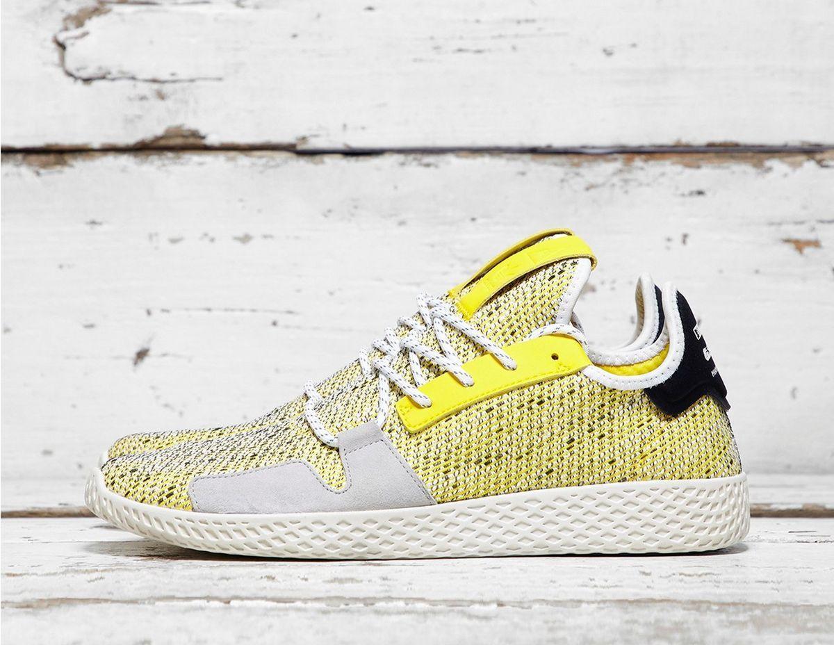 uk availability cff81 88d6e adidas Originals. Men s Yellow By Pharrell Williams Solarhu Tennis V2