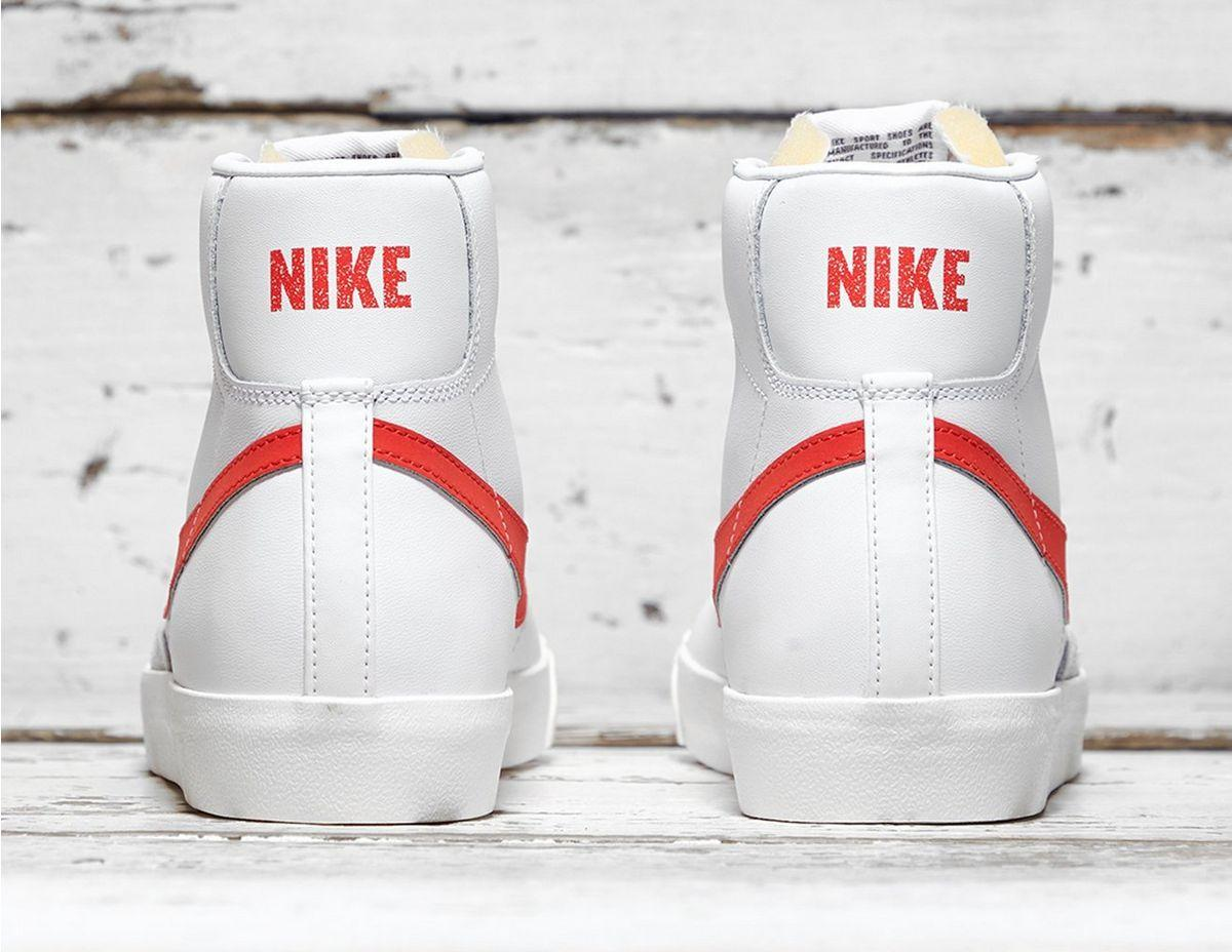 hot sales 49b53 27686 Nike - White Blazer Mid 77 Og Qs for Men - Lyst. View fullscreen
