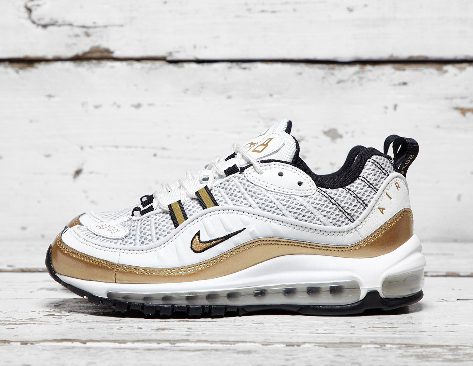best authentic 31aa1 b5937 Nike Air Max 98 gmt Pack in White for Men - Lyst