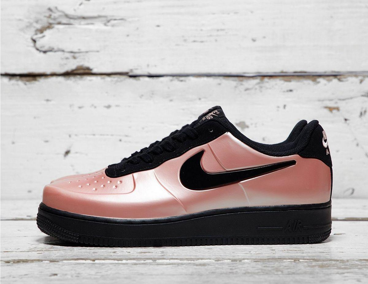 89d8a5e9ab4b6 Lyst - Nike Air Force 1 Foamposite Pro Cupsole in Pink for Men