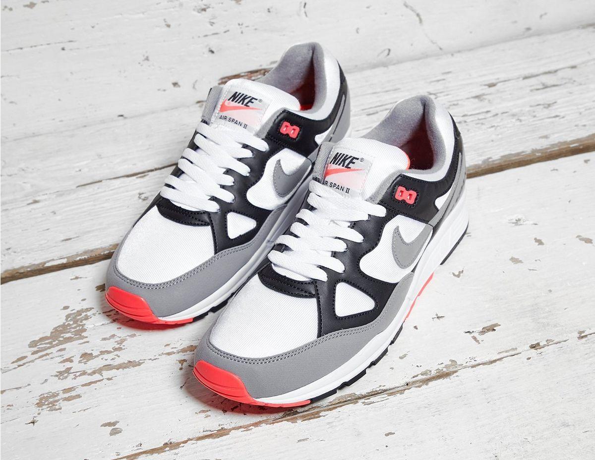 b60a6a027e9bf Nike Air Span Ii in White for Men - Lyst