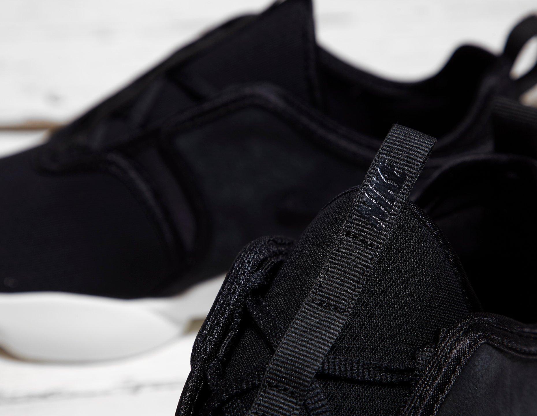Black Butcher White Sole Shoes