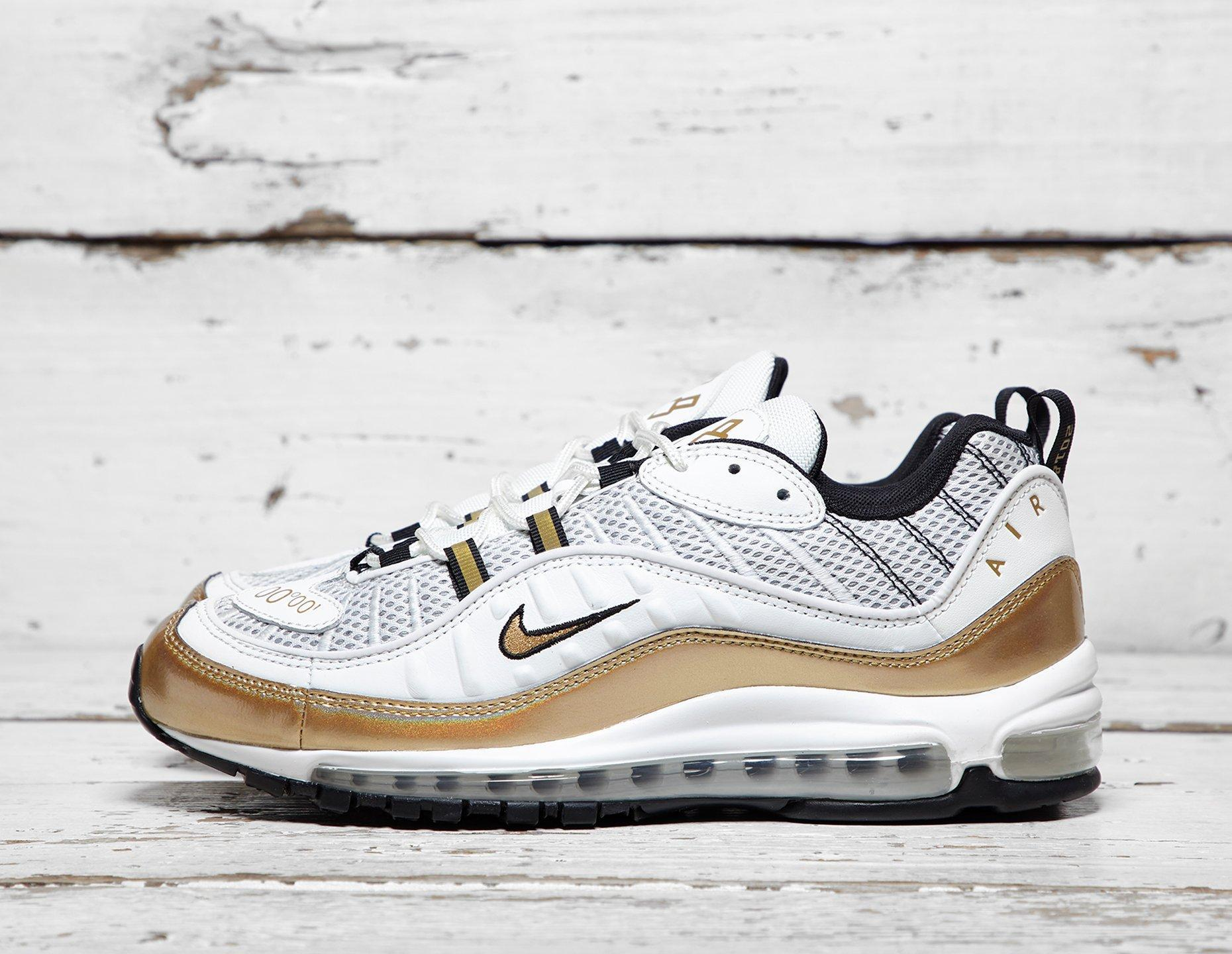 great fit 61e11 7b528 Lyst - Nike Air Max 98 gmt Pack in White for Men