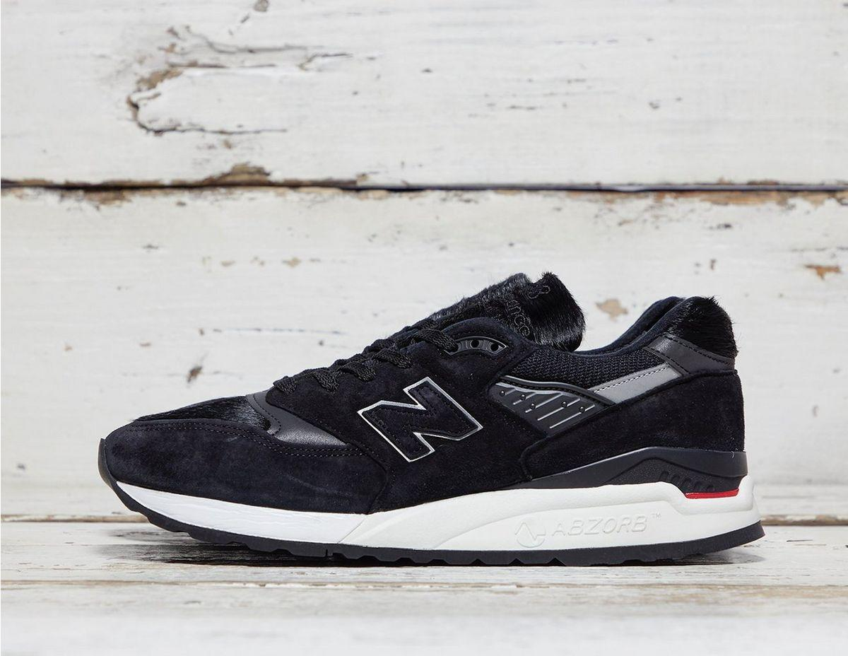 Lyst - New Balance 998 Made In The Usa in Black for Men 723645a2a