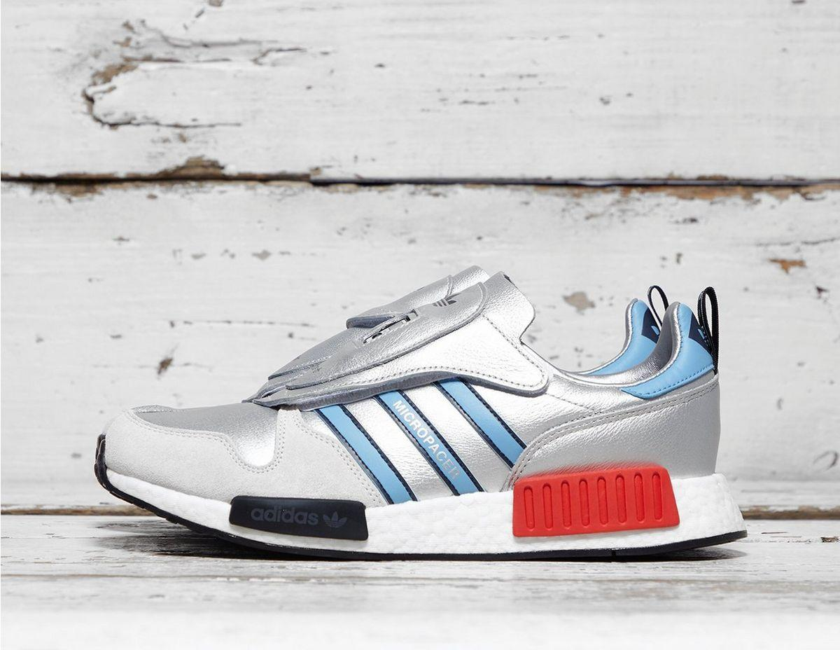 102a65995f13 adidas Originals Micropacer X R1 in Metallic for Men - Lyst