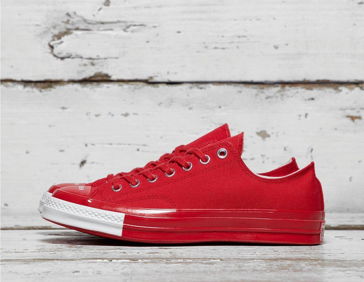 e48a1bd90ff2d1 Converse X Undercover Chuck Taylor All Star 70 s Ox Low in Red for ...