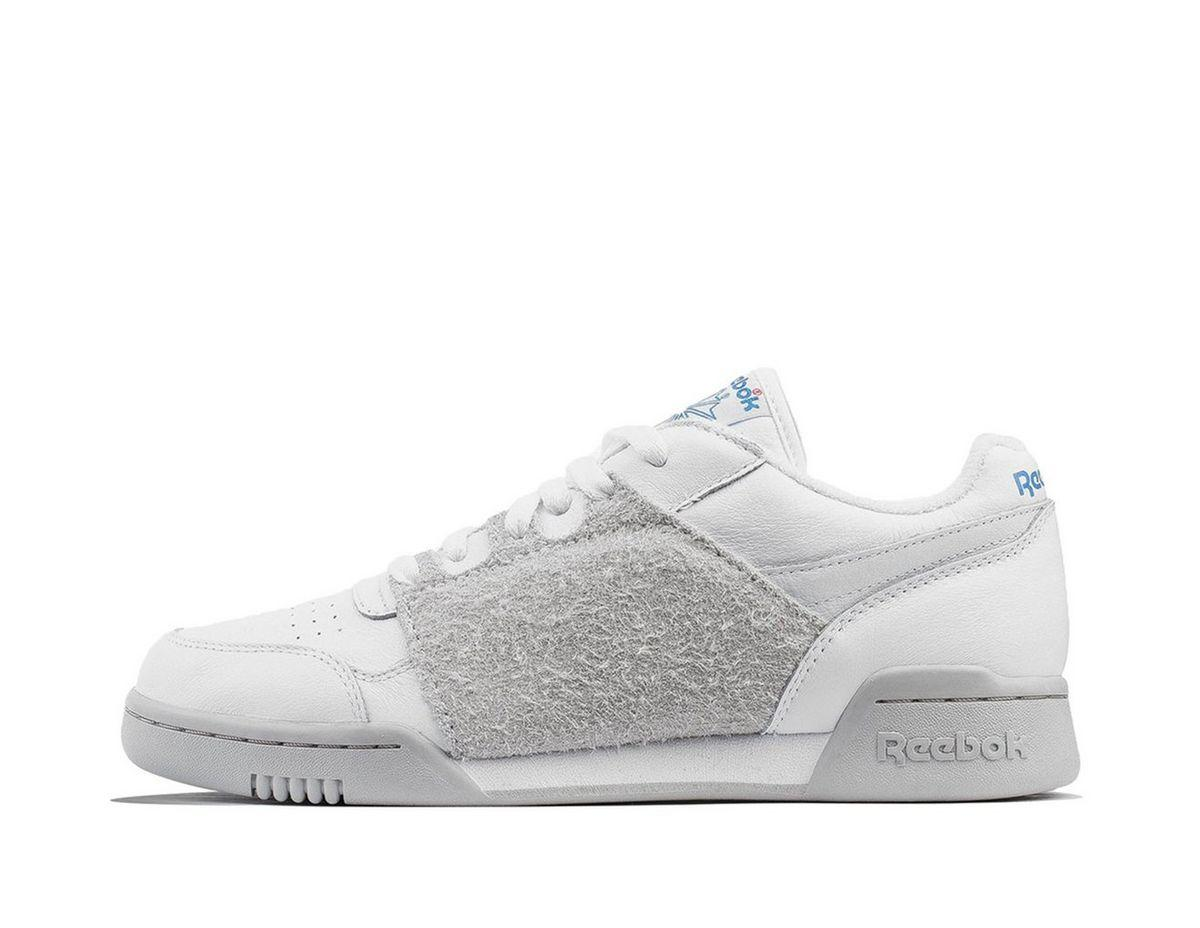 Reebok X Nepenthes Workout Plus in White for Men - Lyst 8d006a0b2
