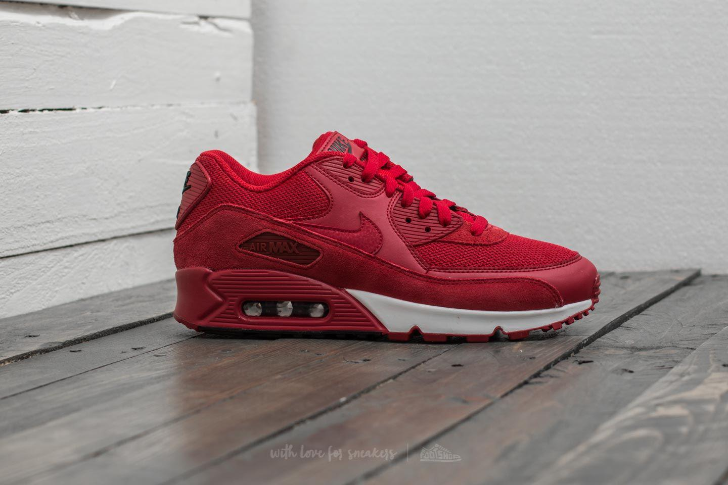 buy popular a65b7 0212f ... essential mens black gym red white black a4e4a 1c4fc store gallery.  previously sold at footshop mens air max 90 dff05 899cc best price nike ...