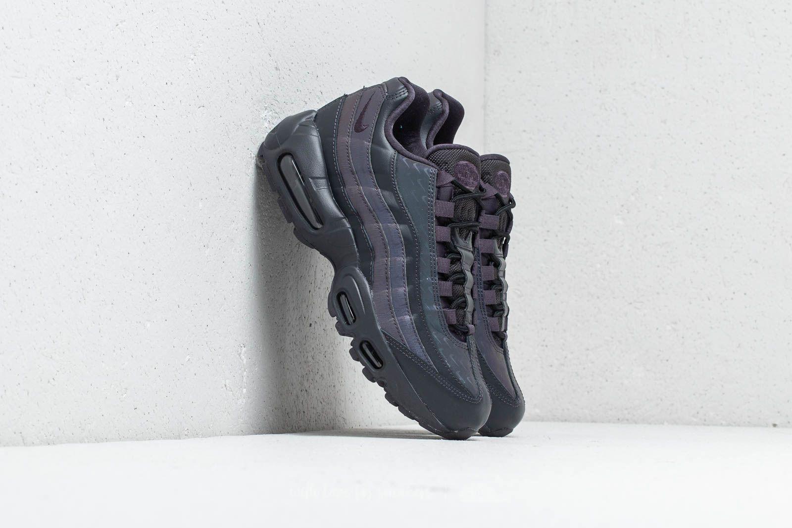 Lyst - Nike Wmns Air Max 95 Lx Oil Grey  Oil Grey-oil Grey in Gray 6ac236067774