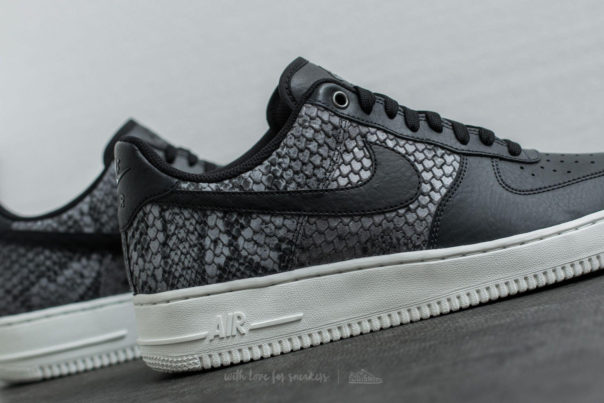 Nike Antracita Air Force 1 Negro Antracita Nike 19fc76