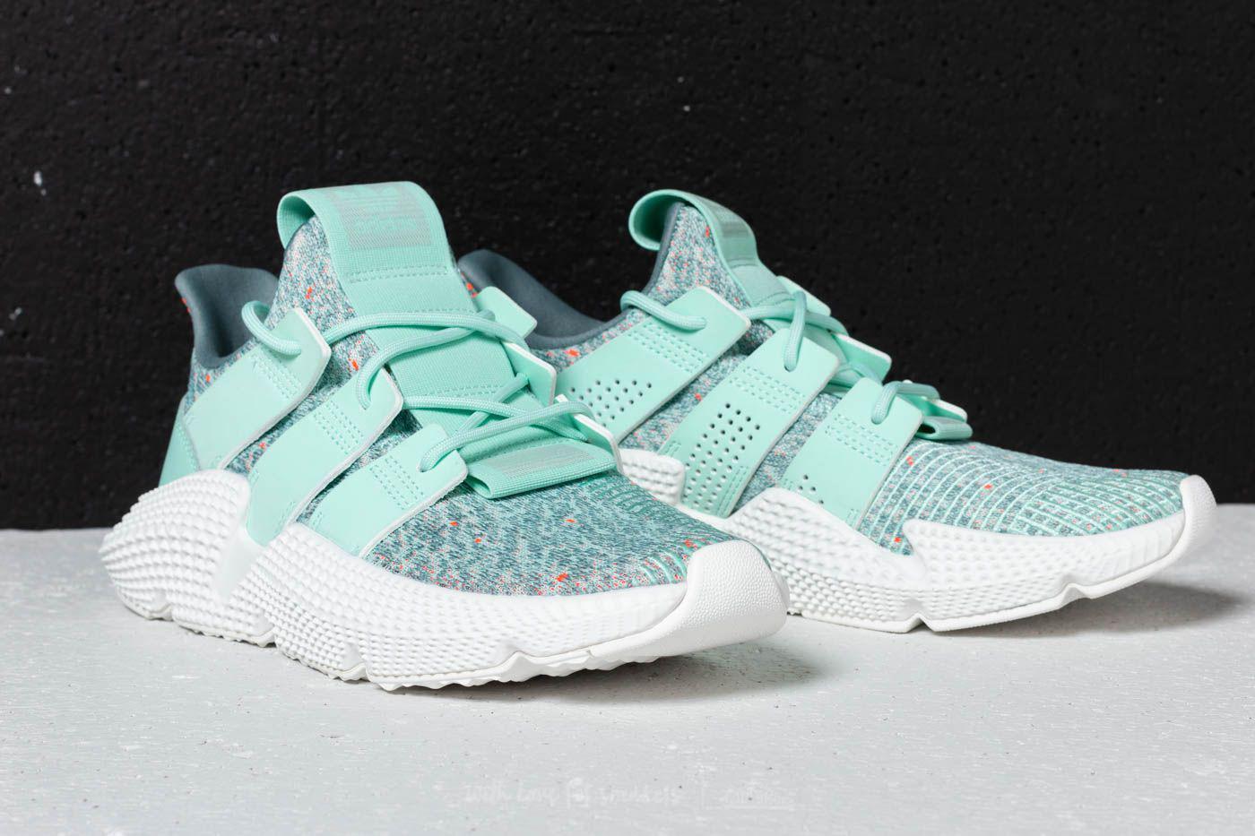 d48a02686cf128 Lyst - adidas Originals Adidas Prophere W Clear Mint  Clear Mint ...