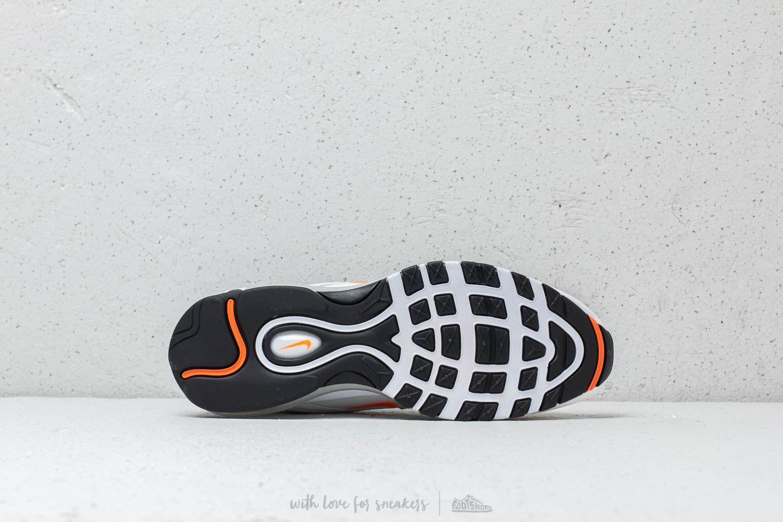 pretty nice b8c99 c991f Lyst - Nike Air Max 97 White  Cone- Metallic Silver in Metallic for Men