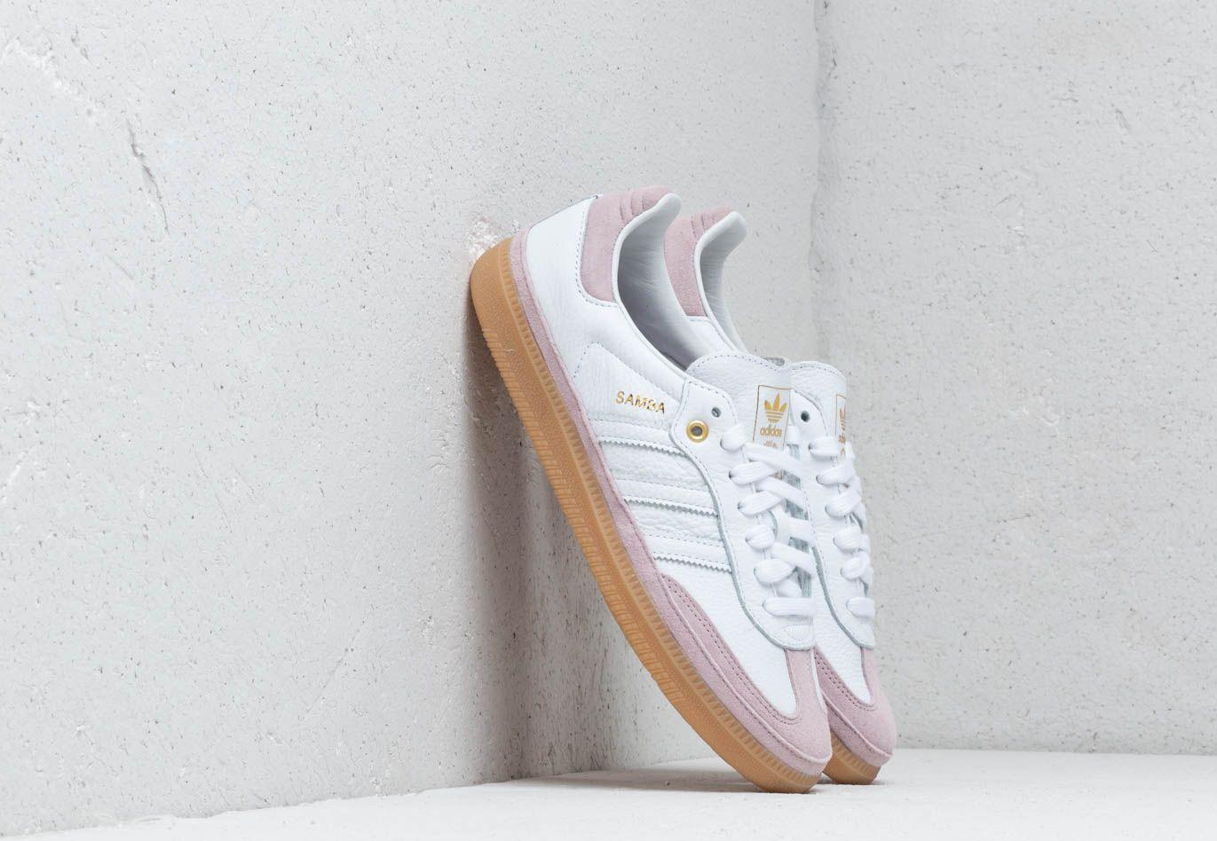 9f7b1a16bd7d4d Lyst - adidas Originals Adidas Samba OG W Relay Ftw White  Ftw White ...