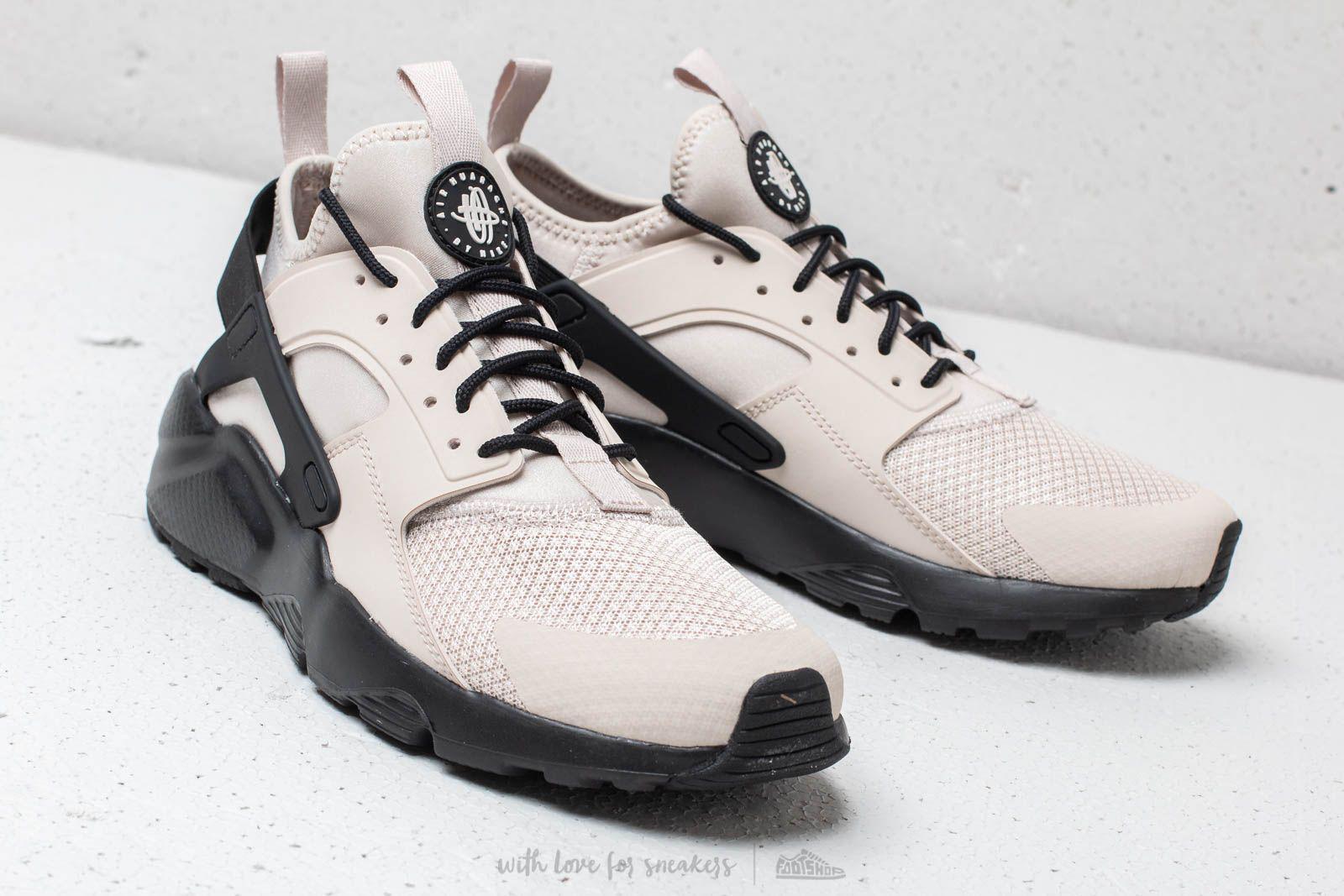 sports shoes f002c 6f3c0 Nike Air Huarache Run Ultra Desert Sand  Black-dark Grey for Men - Lyst
