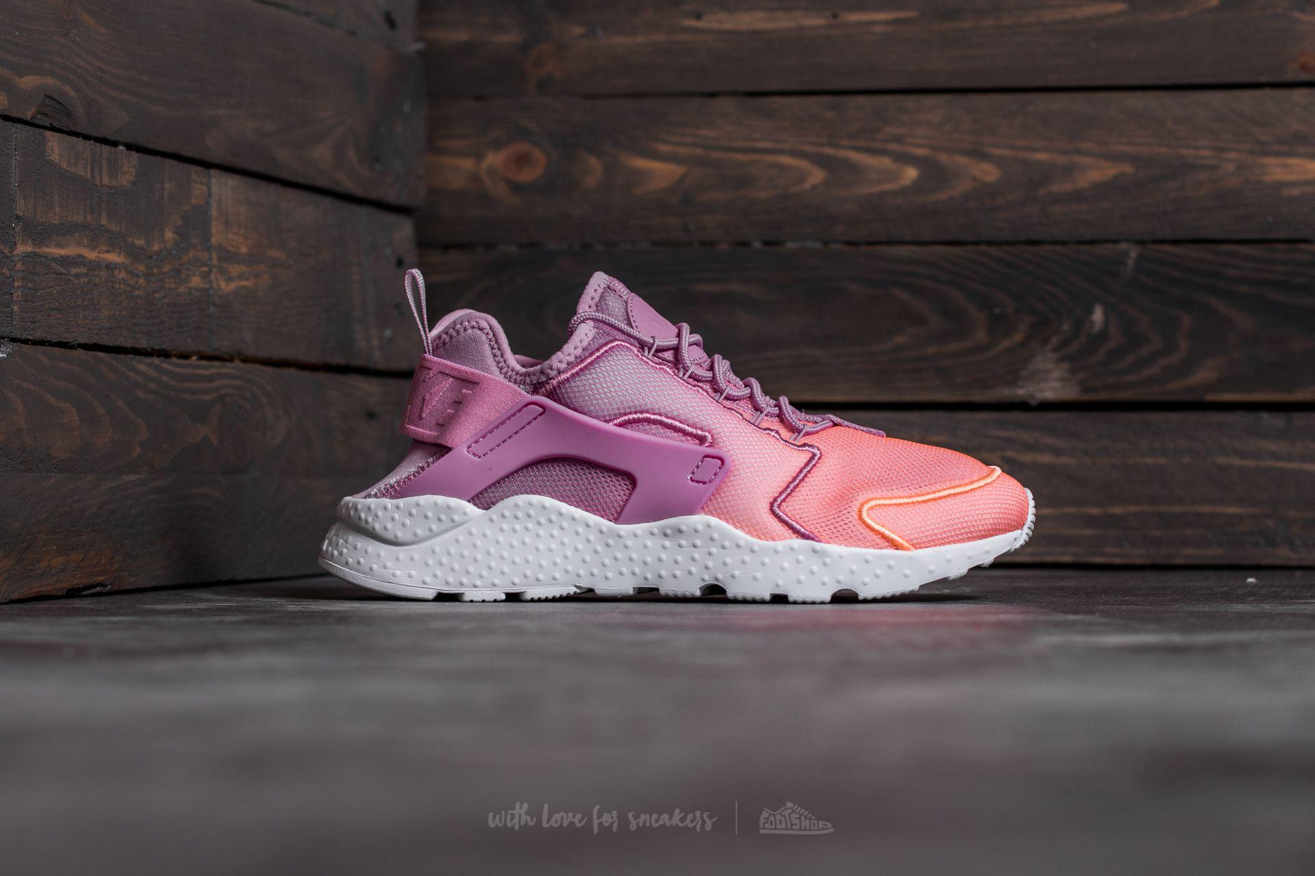 f0ab3ee0457e ... get lyst nike w air huarache run ultra br orchid orchid sunset glow  9913d 7abd8