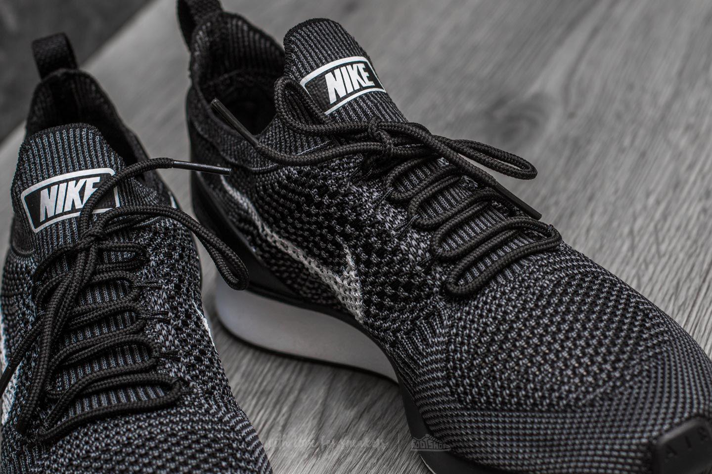 b33a2f439e31c Lyst - Nike Air Zoom Mariah Flyknit Racer Black  White-dark Grey in ...