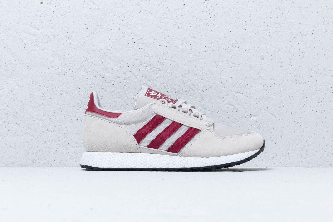 adidas Originals FOREST GROVE - Trainers - core black kiGHd1RzT