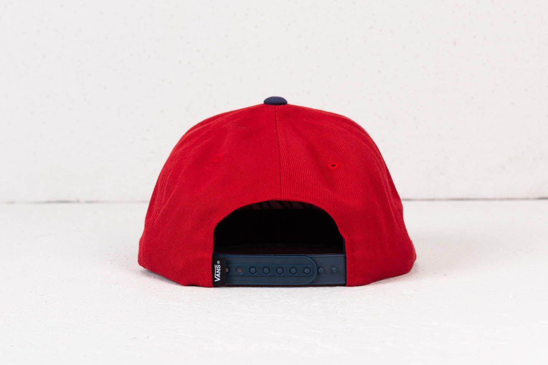 de990a5876c Lyst - Vans Hayden Snapback Chili Pepper-dress Blues in Red for Men