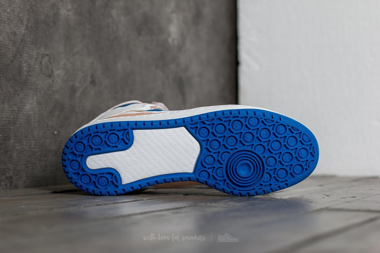 new concept e5b5b 69e43 ... uk lyst adidas originals adidas forum mid wrap ftw white core 41649  0b98f