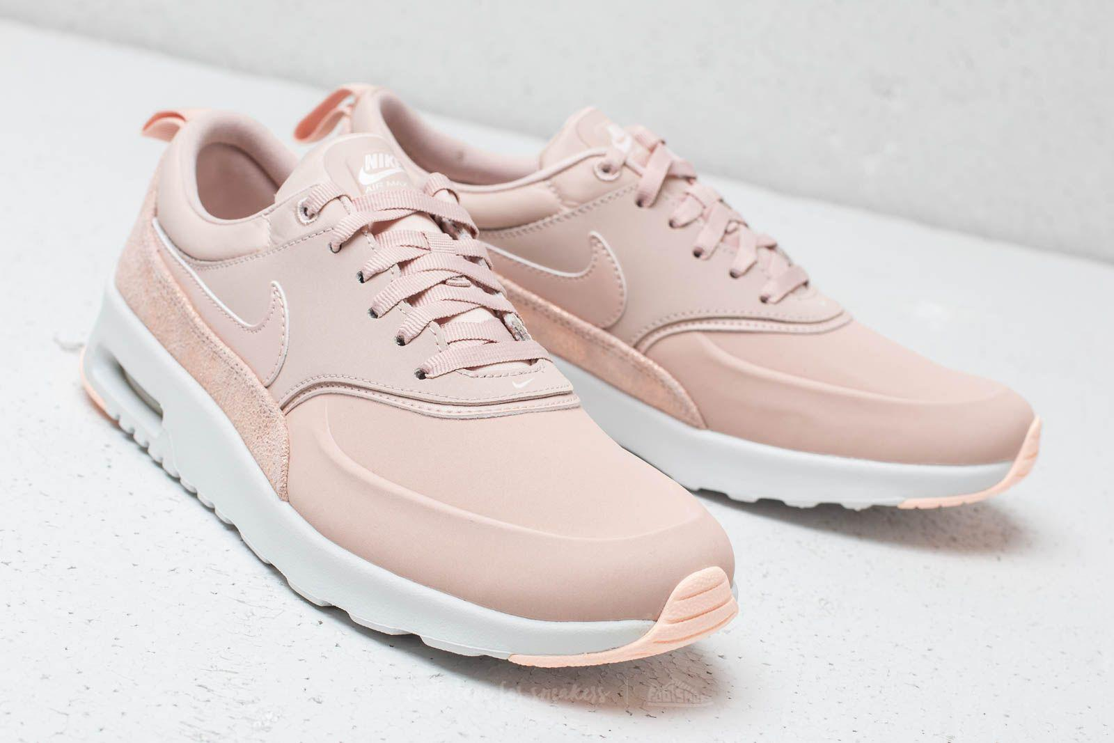 Nike Wmns Air Max Thea Premium Particle Beige/ Particle Beige in ...