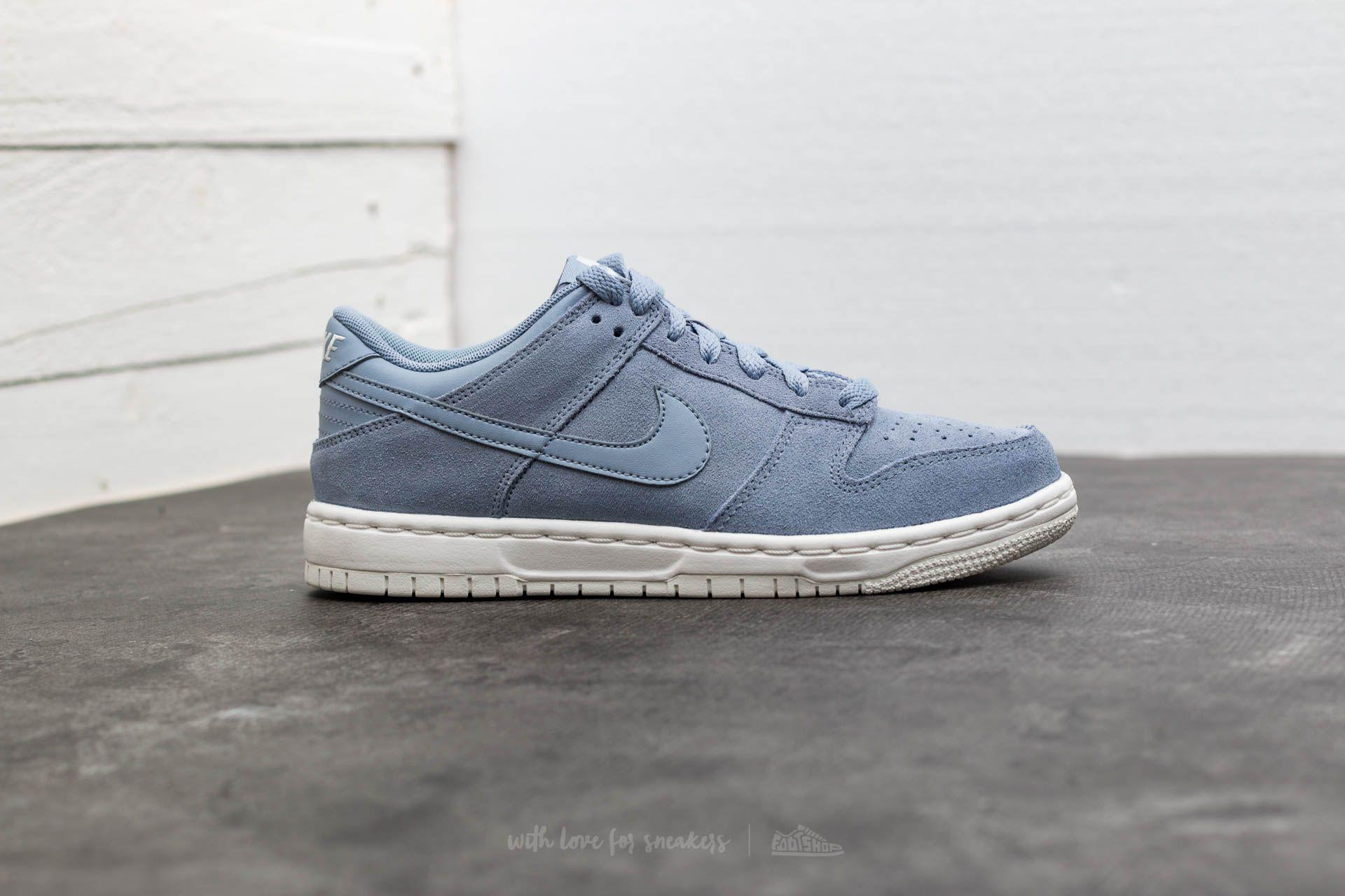 f2aed81b0a2 Lyst - Nike Dunk Low Se (gs) Glacier Grey  Glacier Grey in Gray for Men
