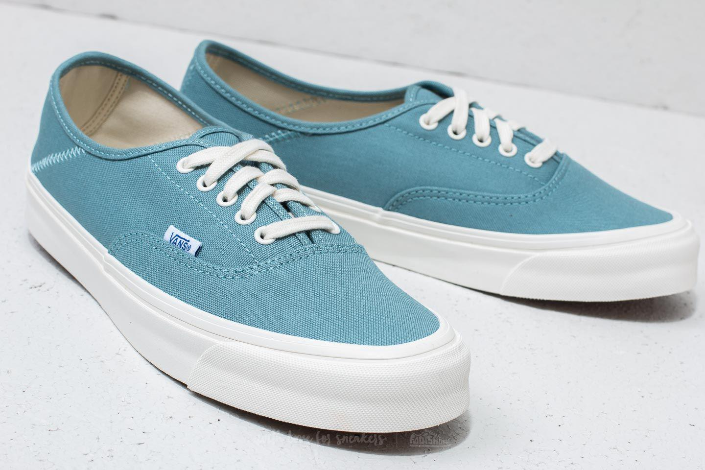5a7a6b306ef38b Lyst - Vans Og Style 43 Lx (canvas) Smoke Blue  Marsh in Blue for Men