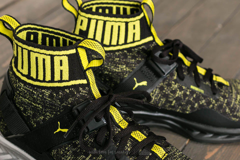 ... Lyst - Puma Ignite Evoknit Nc Black Quite Shade Yellow in Bl 2017 sales  16aec 1b5e4 ... 731a420df