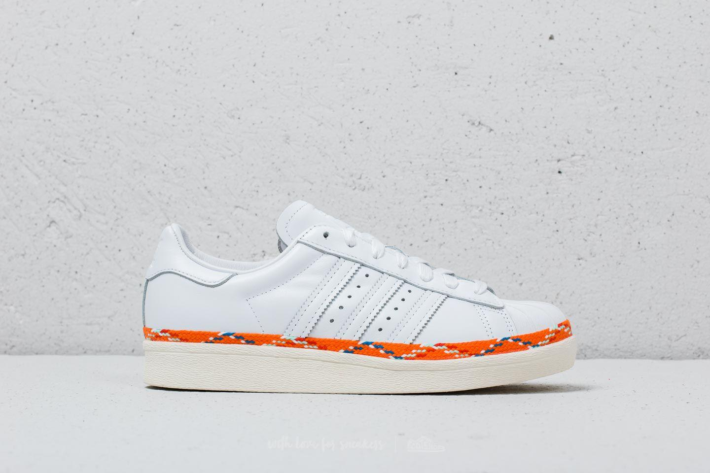 new style 225b9 f1a41 Footshop - Adidas Superstar 80s New Bold W Ftw White Ftw White Off White.  View fullscreen