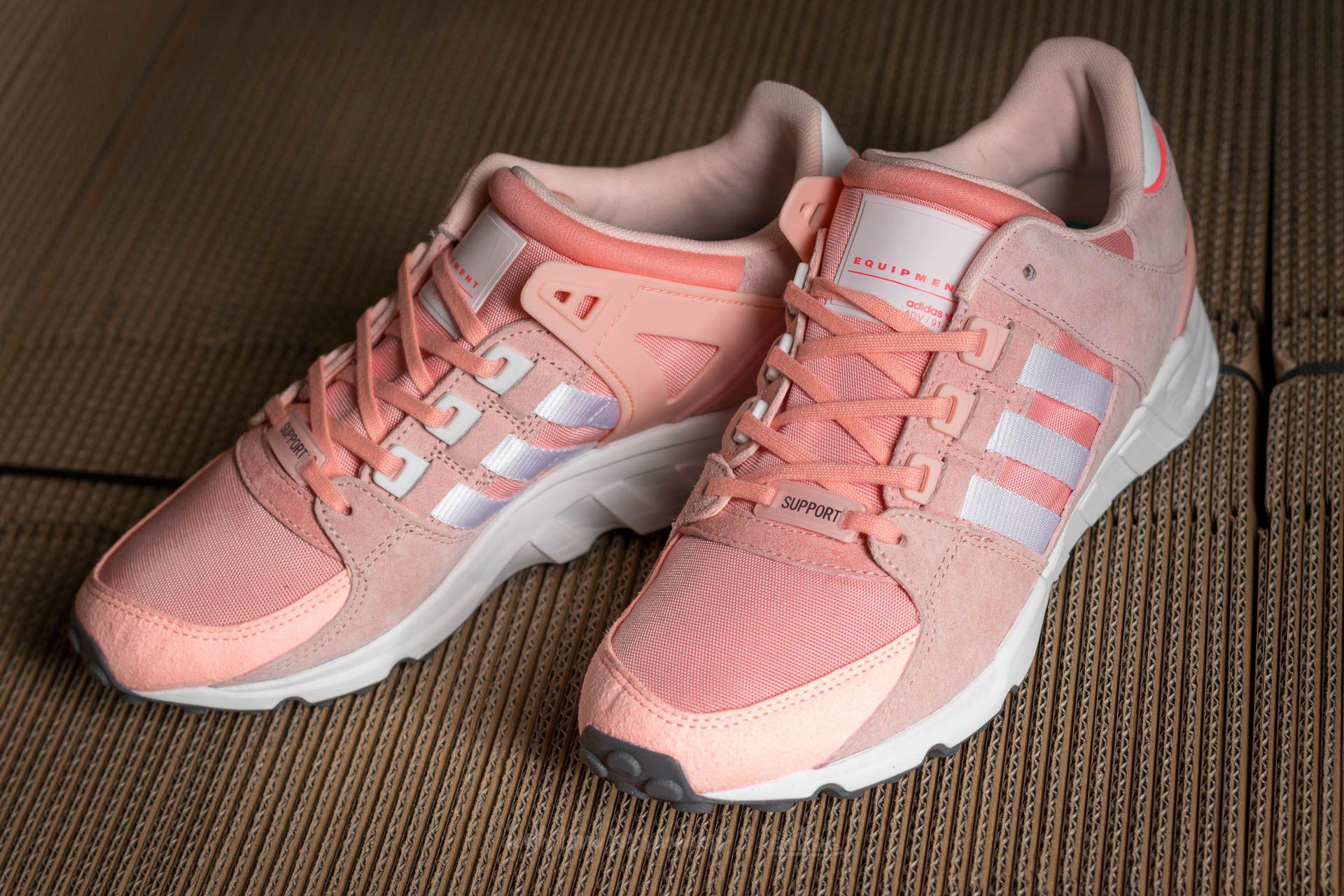 13521ea25be6 Lyst - adidas Originals Adidas Eqt Support Rf W Haze Coral  Ftw ...