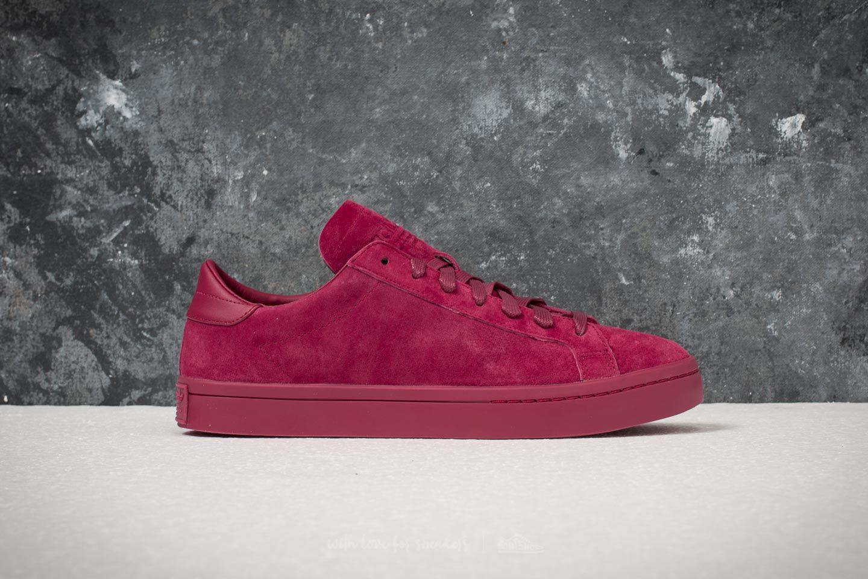new arrival f4a23 85130 Lyst - adidas Originals Adidas Courtvantage Mystery Ruby Mys