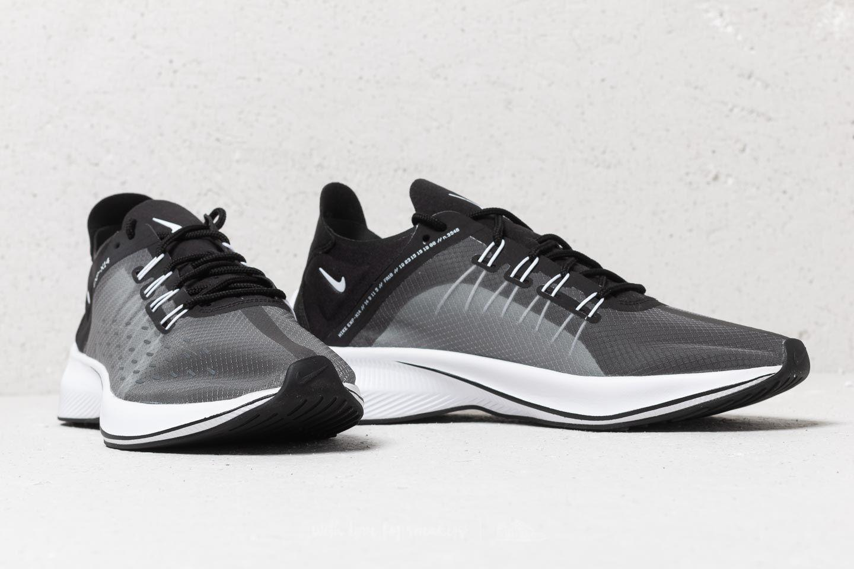 ce526899ee80 Lyst - Nike Exp-x14 (gs) Black  Black-white-wolf Grey in Black