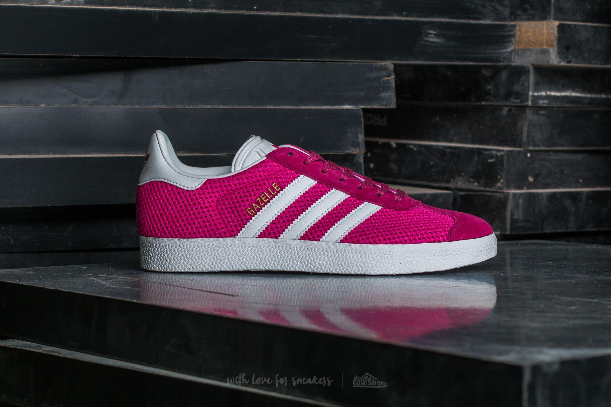 Angebote Online-Verkauf Kaufen Günstig Online GAZELLE - Sneaker low - shock pink/footwear white Große Auswahl An Footlocker Bilder Verkauf Größten Lieferanten UxDXh