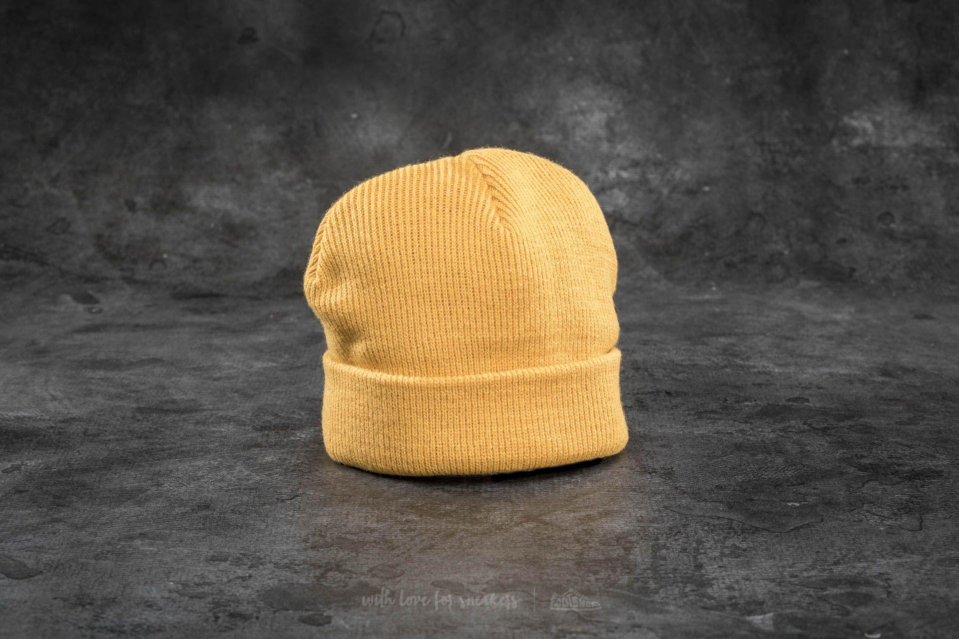 8d66cf76a87 Lyst - Vans X Peanuts Beanie Mineral Yellow in Yellow